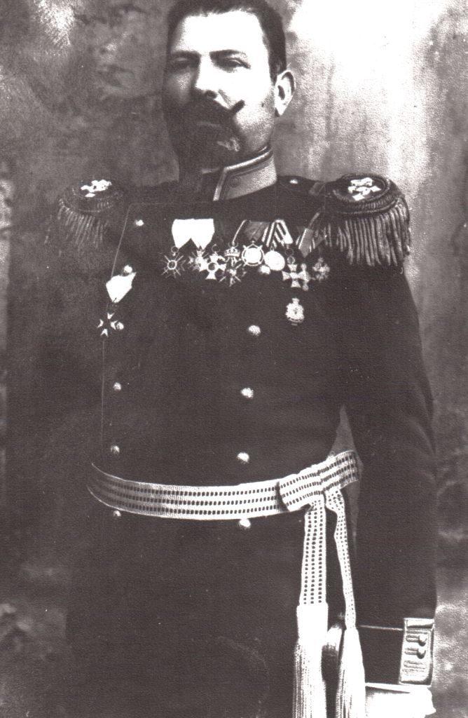 генерал Лазар Козаров